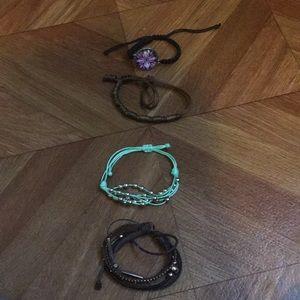Pull apart bracelet bundle!